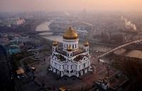 Храм Христа Спасителя, Москва, Россия. Фото: Amos Chapple, Фото: 3
