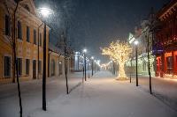 В Туле ночью бушевал буран, Фото: 66