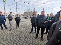 Сергей Шестаков: «В Туле началась масштабная уборка улиц», Фото: 17