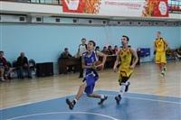 БК «Тула» дома дважды обыграл баскетболистов Воронежа, Фото: 49