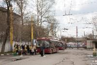 Конкурс водителей троллейбусов, Фото: 83
