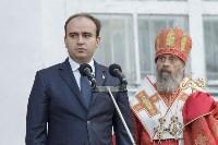В Тульскую область прибыл ковчег с мощами новомучеников и исповедников Российских, Фото: 16