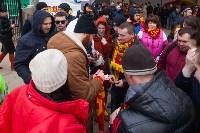 Арсенал - ЦСКА: болельщики в Туле. 21.03.2015, Фото: 103