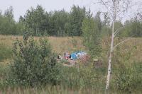 В Кондуках прошла акция «Вода России»: собрали более 500 мешков мусора, Фото: 76
