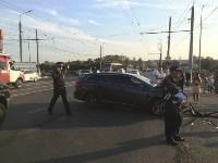 ДТП на Пролетарском мосту, Фото: 1