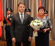 В правительстве жителям Тульской области вручили государственные и региональные награды, Фото: 1