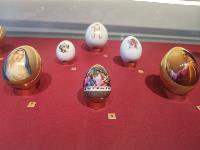 В Туле открылась выставка старинных фарфоровых пасхальных яиц, Фото: 5