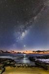 Венера, Меркурий и Млечный путь над пляжем Тариметта в Австралии. ФОТО: IVAN SLADE, Фото: 5