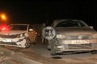 Массовое ДТП на Новомосковском шоссе, Фото: 4