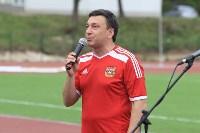 Футбольный матч в День города, Фото: 43