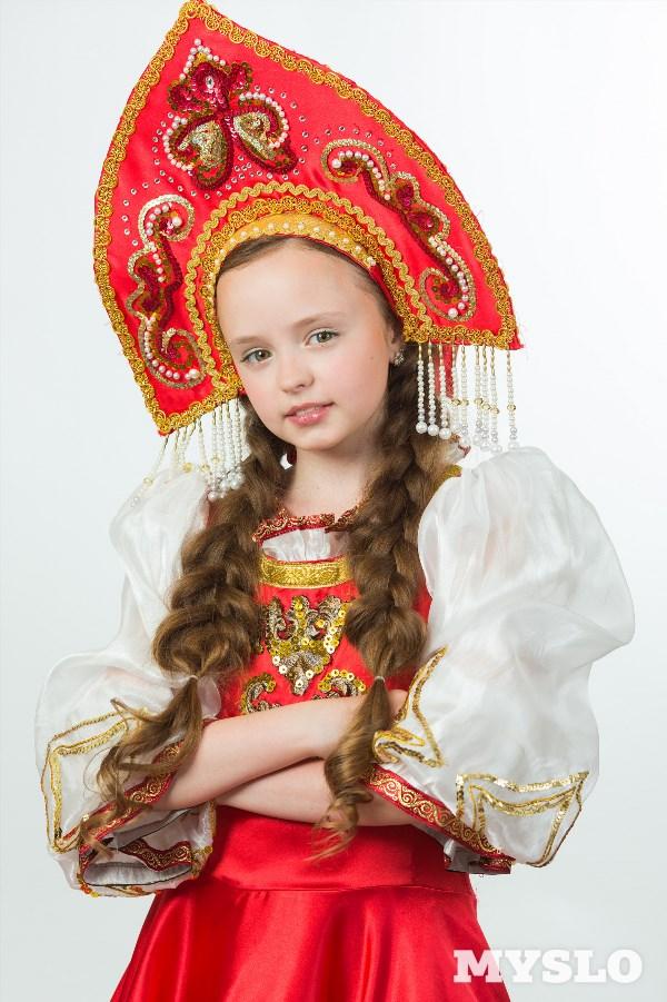 Терехова Алина 11 лет