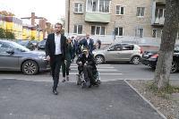 Приемка работ и мнения экспертов о закрытии участка ул. Энгельса для автомобильного транспорта, Фото: 27