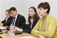 Пресс-конференция, посвященная реконструкции Тульского кремля. 11 марта 2014, Фото: 8