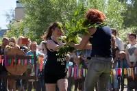 В Тульской области прошел фестиваль крапивы, Фото: 164