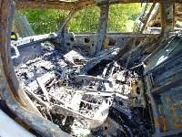 Цыганский конфликт в Туле: ночью подожжены четыре автомобиля, Фото: 10
