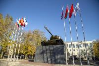 В Туле открыли памятник экипажу танка Т-34, Фото: 57