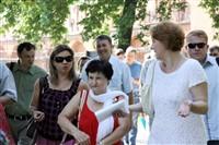 Татьяна Рыбкина – блогерам: «Мы ничего не строим, мы только спросили…», Фото: 23