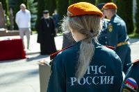 Молодые сотрудники Главного управления МЧС России по Тульской области торжественно приняли присягу, Фото: 55