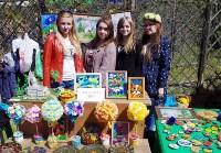 Фестиваль детского творчества «Курочка Ряба». 14 мая 2016 года, Фото: 4