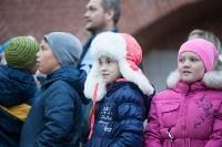 Средневековые маневры в Тульском кремле. 24 октября 2015, Фото: 31