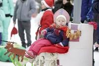 Фестиваль наряженных саней в Центральном парке, Фото: 11