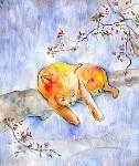Вдохновлённая японским искусством, Фото: 6