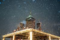 В Туле ночью бушевал буран, Фото: 9