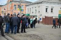 Снос аварийного дома на улице Октябрьской, Фото: 32