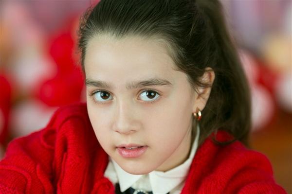 Евангелина Андриянова, 11 лет