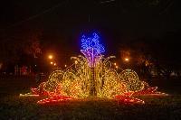 Тулу начали украшать к новому году, Фото: 29