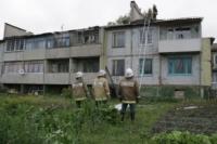 Восстановление домов в селе Воскресенское после урагана. 2.07.2014, Фото: 13