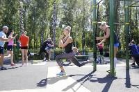 """Тренировка """"Тулицы"""" в парке, Фото: 47"""