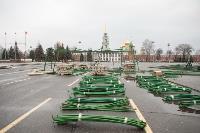 Установка елки на площади, Фото: 35