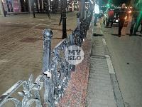 На ул. Мосина в Туле разбился мотоциклист, Фото: 4