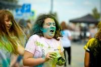 В Туле прошел фестиваль красок и летнего настроения, Фото: 14
