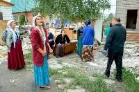 В Плеханово убирают незаконные строения, Фото: 58