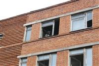 Пожар в бывшем профессиональном училище, Фото: 11