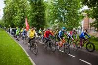 В Туле прошел большой велопарад, Фото: 60