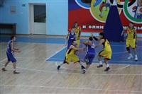 БК «Тула» дома дважды обыграл баскетболистов Воронежа, Фото: 1