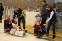 «Матч звезд» по следж-хоккею в Алексине, Фото: 22