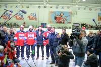 Мастер-класс от игроков сборной России по хоккею, Фото: 22