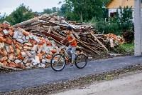 В Плеханово убирают незаконные строения, Фото: 26