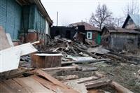 Из-за пожара тульская семья живет в сарае , Фото: 1