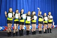 Открытый Чемпионат Тульской области по черлидингу, Фото: 38