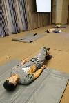 Членов правительства Тульской области научили оказывать первую помощь, Фото: 12