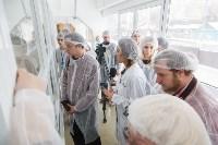 Тульский молочный комбинат организовал день открытых дверей, Фото: 37