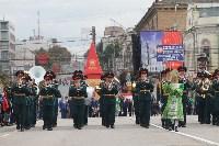 По праздничной Туле прошли духовые оркестры, Фото: 17