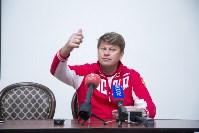 Мастер-класс от Дмитрия Губерниева, Фото: 10