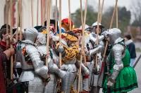 Средневековые маневры в Тульском кремле. 24 октября 2015, Фото: 139