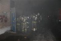 Пожар в здании бывшего кинотеатра «Искра». 10 марта 2014, Фото: 7